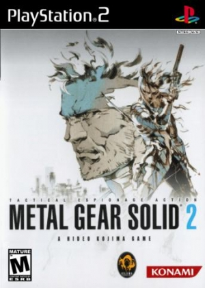 METAL GEAR SOLID 2 SUBSTANCE image