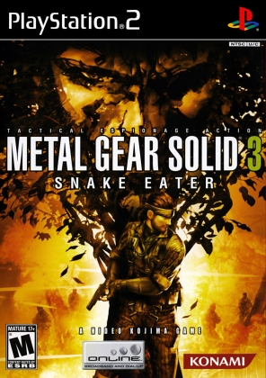 METAL GEAR SOLID 3 : SNAKE EATER image