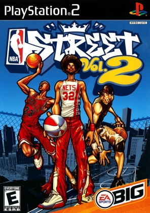 NBA STREET VOL.2 image