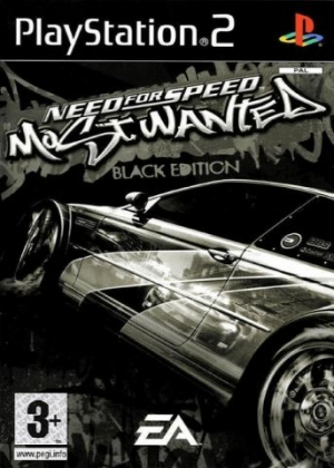 NEED FOR SPEED : MOST WANTED - Playstation 2 (PS2) iso