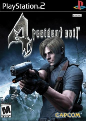 RESIDENT EVIL 4 - Playstation 2 (PS2) iso download | WoWroms com