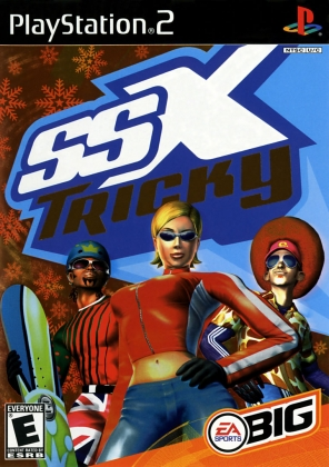SSX TRICKY (CLONE) image