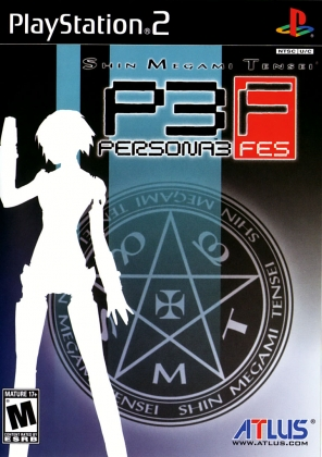 PERSONA 3 : FES [USA] - Playstation 2 (PS2) iso download