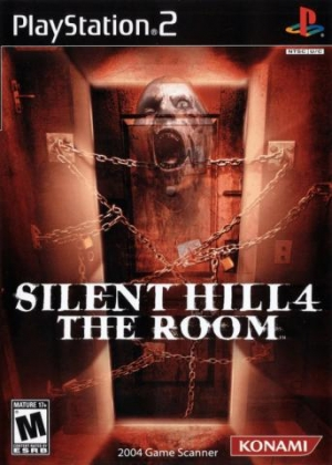 SILENT HILL 4 : THE ROOM - Playstation 2 (PS2) iso download