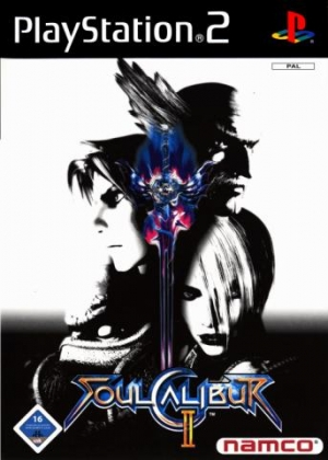 SOULCALIBUR II - Playstation 2 (PS2) iso download | WoWroms com