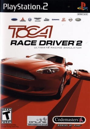 TOCA RACE DRIVER 2 : ULTIMATE RACING SIMULATOR [USA] image