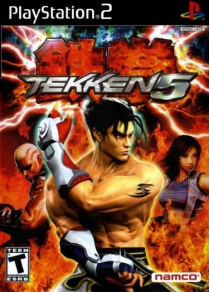 Tekken 5 Playstation 2 Ps2 Iso Download Wowroms Com