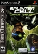 Logo Emulateurs SPLINTER CELL CHAOS THEORY [USA]