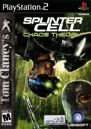 SPLINTER CELL CHAOS THEORY [USA] image