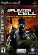 logo Emulators SPLINTER CELL PANDORA TOMORROW [USA]