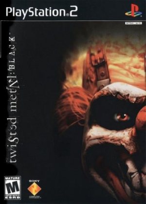 TWISTED METAL : BLACK image