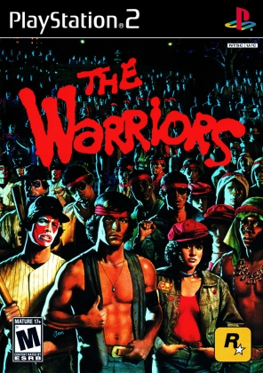THE WARRIORS - Playstation 2 (PS2) iso download | WoWroms com
