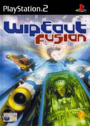WIPEOUT FUSION - Playstation 2 (PS2) iso download | WoWroms com