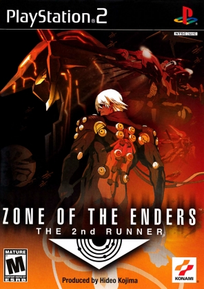 ZONE OF THE ENDERS : THE 2ND RUNNER image