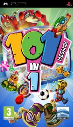 101 in 1 Megamix - Playstation Portable (PSP) iso download | WoWroms com