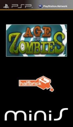 Age of Zombies - Playstation Portable (PSP) iso download | WoWroms com