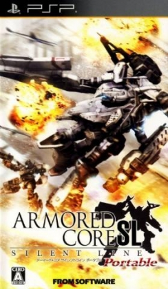 Armored Core : Silent Line Portable image