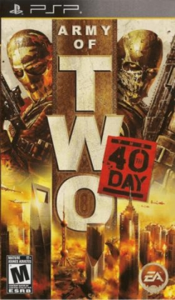 Army of Two - The 40th Day (Clone) image