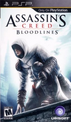 Assassin's Creed : Bloodlines - Playstation Portable (PSP