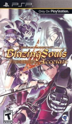 Blazing Souls Accelate image