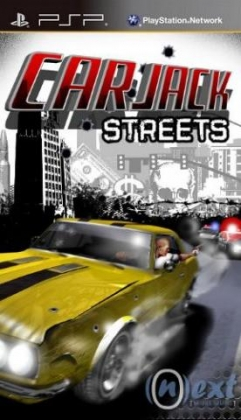 Car Jack Streets (Clone) - Playstation Portable (PSP) iso