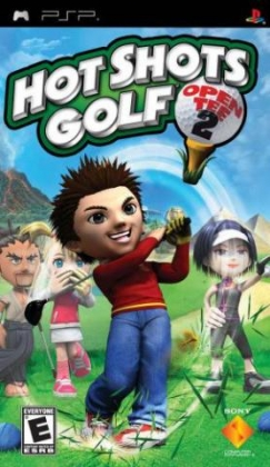 Everybody's Golf 2 image