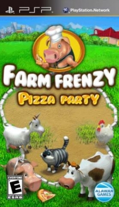 Farm Frenzy - Pizza Party (Clone) - Playstation Portable (PSP) iso