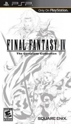 Final Fantasy IV : The Complete Collection image