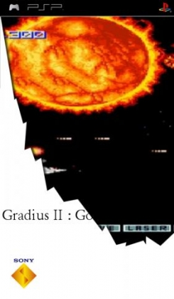 Gradius 2 - Gofer No Yabou - Playstation Portable (PSP) iso download