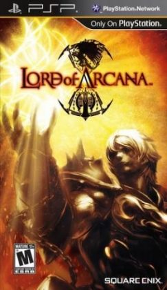Lord of Arcana - Playstation Portable (PSP) iso download