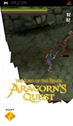 The Lord of the Rings: Aragorn's Quest [USA] image