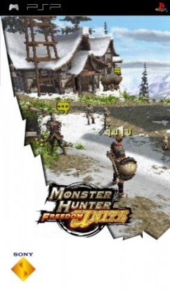 Monster Hunter Freedom Unite - Playstation Portable (PSP