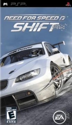 Need For Speed Shift Playstation Portable Psp Iso Download