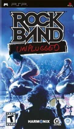 Rock Band Unplugged (Clone) - Playstation Portable (PSP) iso