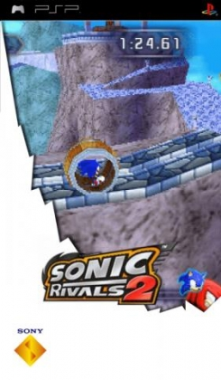 Sonic Rivals 2 Clone Playstation Portable Psp Iso Download Wowroms Com