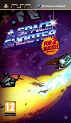 A Space Shooter for Two Bucks! [Europe] image