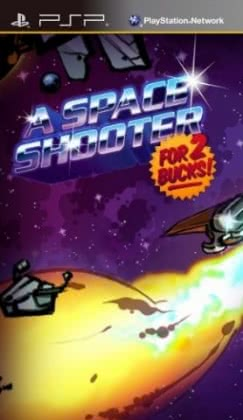 A Space Shooter for Two Bucks! [USA] image