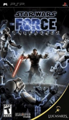 Star Wars The Force Unleashed - Playstation Portable (PSP