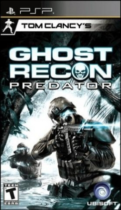 Ghost Recon Predator Europe Playstation Portable Psp Iso Download Wowroms Com