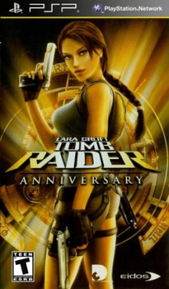 Tomb Raider Anniversary Playstation Portable Psp Iso Download Wowroms Com