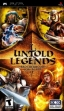 Logo Emulateurs Untold Legends: Brotherhood of the Blade