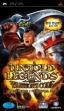 logo Emulators Untold Legends : The Warrior's Code