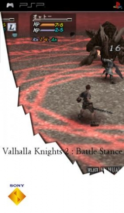 Valhalla Knights 2 Battle Stance Playstation Portable Psp Iso Download Wowroms Com
