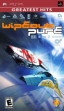 Logo Emulateurs WipEout Pure (Clone)