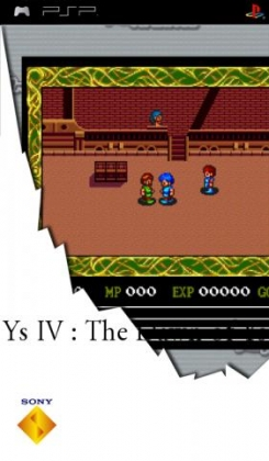 Ys 4 - The Dawn Of Ys image