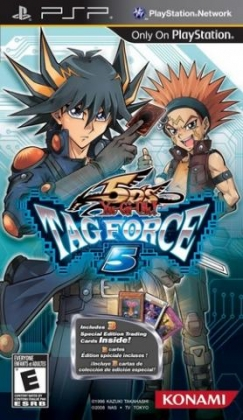 Yu-Gi-Oh! 5D's Tag Force 5 image