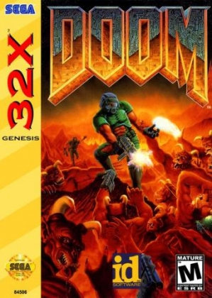 DOOM [USA] - Sega 32x () rom download | WoWroms com