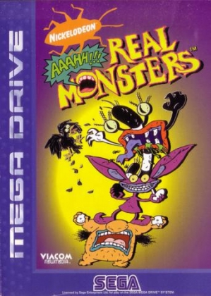 Aaahh!!! Real Monsters [Europe] image