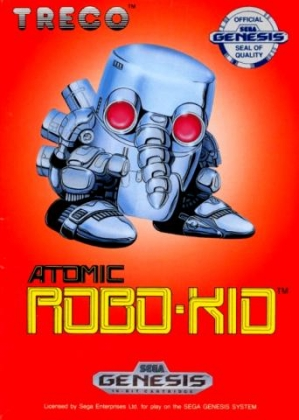 Atomic Robo-Kid [USA] image