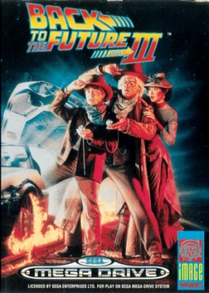 Back to the Future Part III [Europe] image
